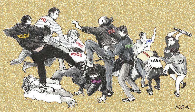 La casta politica
